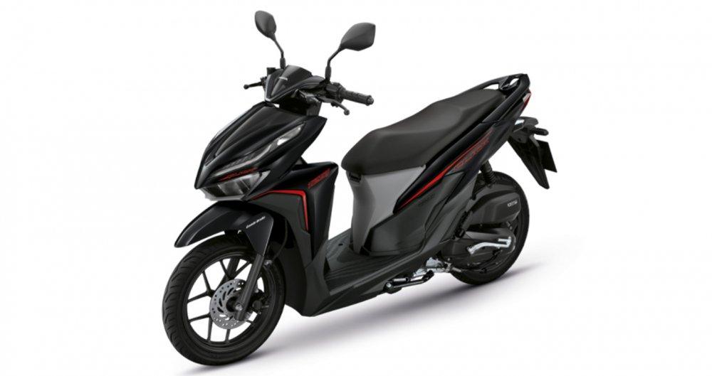 Honda ra mát Click 2018, giá 36,5 triẹu dòng vè Viẹt Nam dát gáp doi hinh anh 3