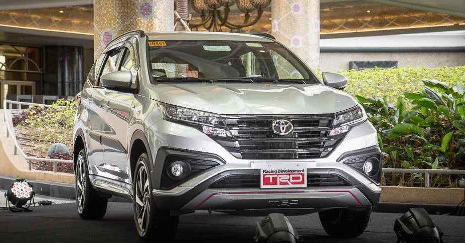 Mãu MPV giá rẻ Toyota Rush 2018 chính thúc ra mát, gia tu 416 trieu dong hinh anh 1