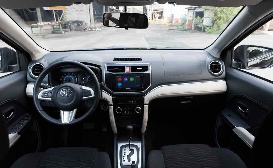 Mãu MPV giá rẻ Toyota Rush 2018 chính thúc ra mát, gia tu 416 trieu dong hinh anh 2
