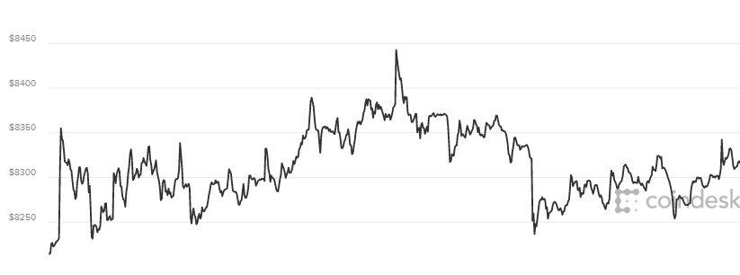 Giá Bitcoin hom nay 18/5 dang sat nguong 8.000 USD hinh anh 1