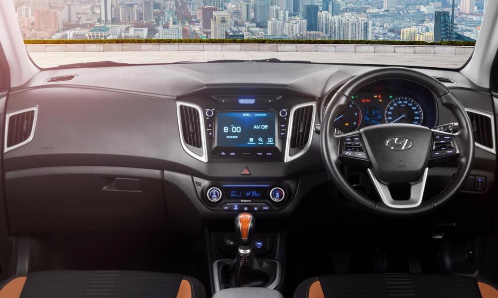 Can canh mau Hyundai Creta 2018, gia khoi diem tu 314 trieu dong hinh anh 3