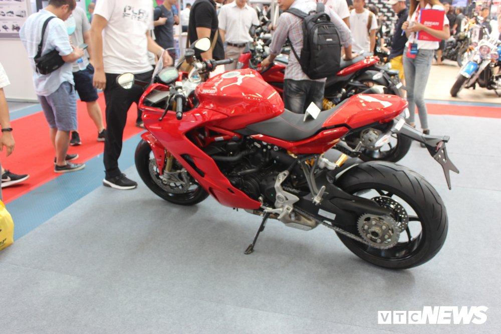 Can canh nhung mau xe sieu dat cua Ducati chi danh cho nhung 'co chieu, cau am' hinh anh 2