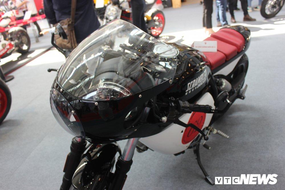 Can canh nhung mau xe sieu dat cua Ducati chi danh cho nhung 'co chieu, cau am' hinh anh 8