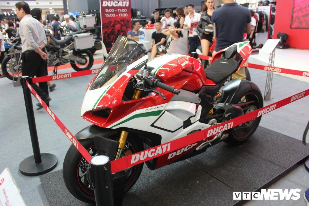 Can canh nhung mau xe sieu dat cua Ducati chi danh cho nhung 'co chieu, cau am' hinh anh 1