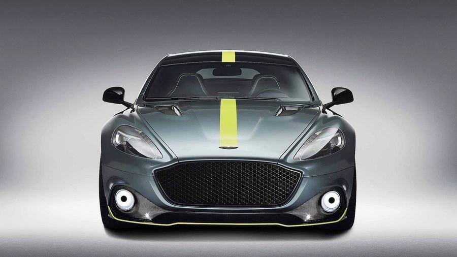 Choang ngop ve dep cua Aston Martin Rapide AMR, gia ban khoi diem 5,4 ty dong hinh anh 2