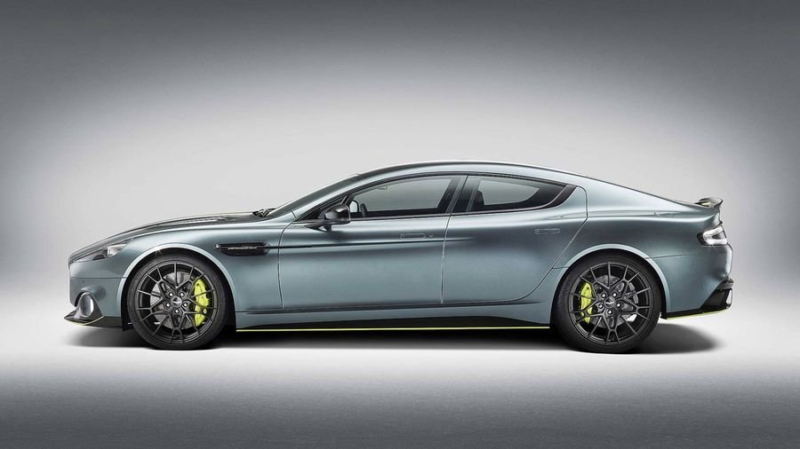Choang ngop ve dep cua Aston Martin Rapide AMR, gia ban khoi diem 5,4 ty dong hinh anh 3