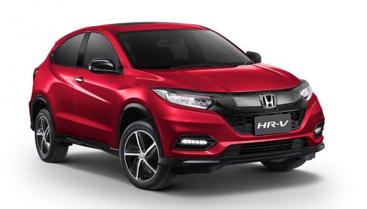 Honda HR-V 2019 sap ve Viet Nam, gia chi 655 trieu dong hinh anh 2
