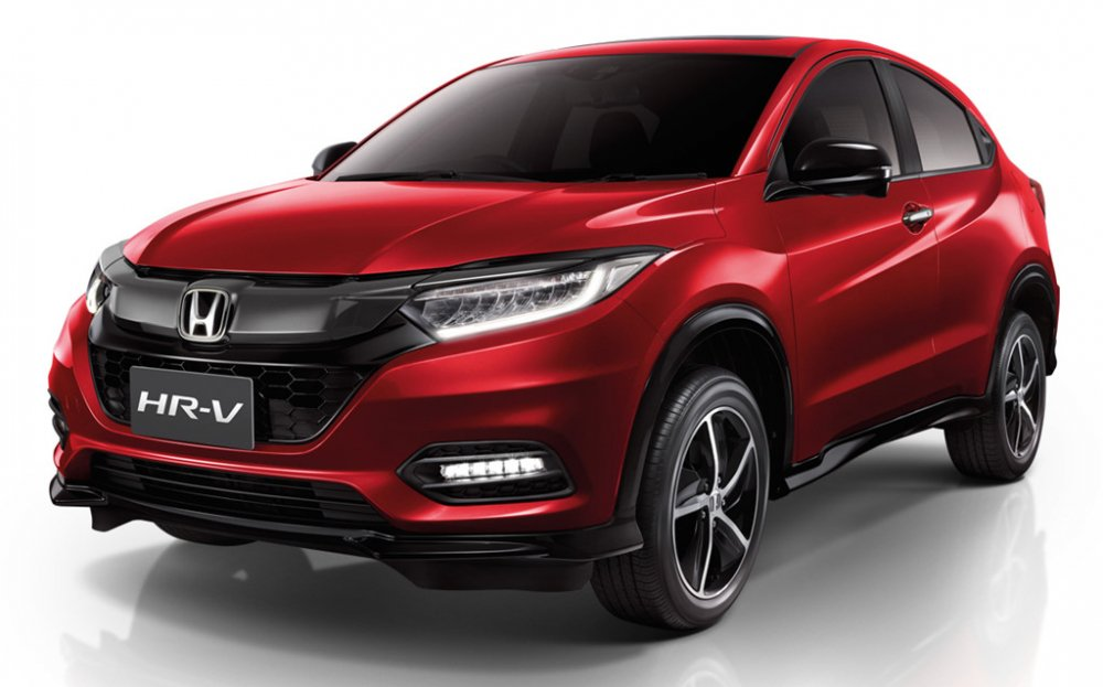 Honda HR-V 2019 sap ve Viet Nam, gia chi 655 trieu dong hinh anh 1