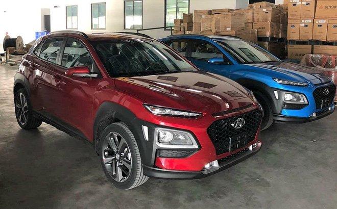 Hyundai Kona gia duoi 700 trieu dong ra mat tuan sau hinh anh 1