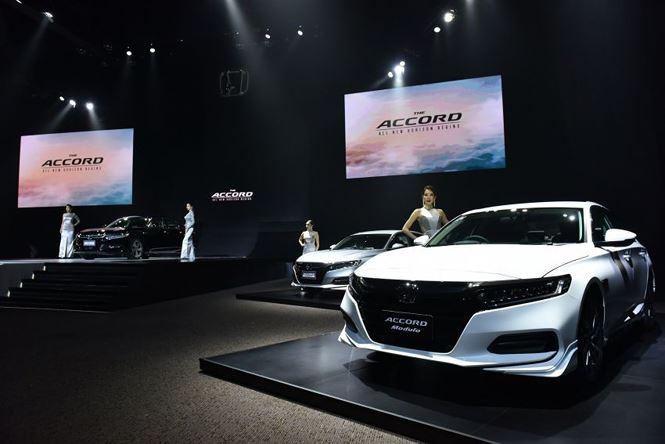 Honda Accord 2019 chuan bi ve Viet Nam co gi dac biet? hinh anh 1