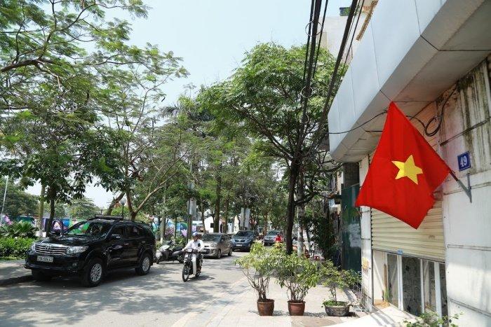 Anh: Pho di bo Trinh Cong Son truoc ngay khai truong co gi dac biet? hinh anh 5