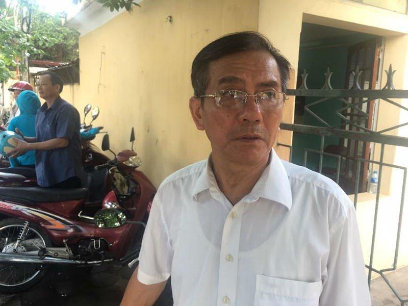 Xet xu bac si Hoang Cong Luong: Nguoi nha dung ngoi la liet, doi 'xu' ong Truong Quy Duong hinh anh 2