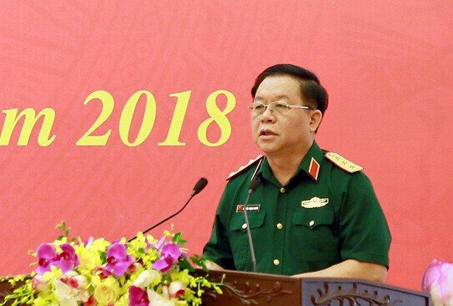 Thuong tuong Nguyen Trong Nghia: 'Thu doan chong pha quan doi, cong an ngay cang nham hiem, tham doc hon' hinh anh 1