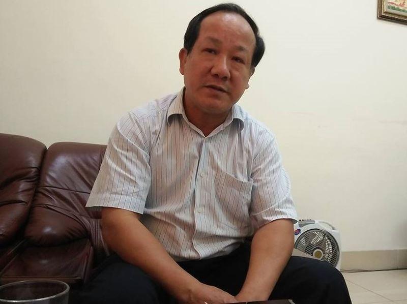 Bi de nghi tu chuc, lanh dao Tong cong ty Duong sat Viet Nam noi gi? hinh anh 1