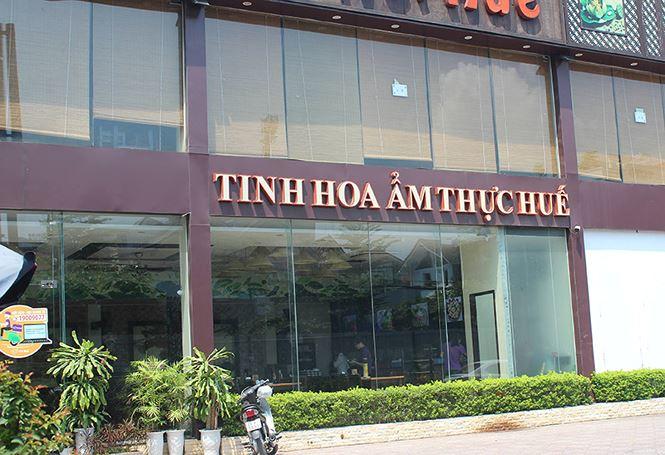 Anh: Sau cuong che, hang quan van vo tu kinh doanh tren 'dat vang' o Ha Noi hinh anh 4