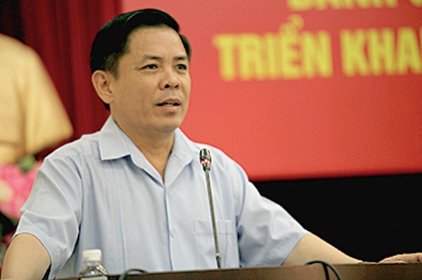 Bo truong Giao thong: Khong giao von cho chu dau tu cham giai ngan hinh anh 1
