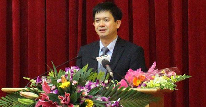 Pho Chu tich Quang Ninh lam Thu truong Bo Van hoa, The thao va Du lich hinh anh 1
