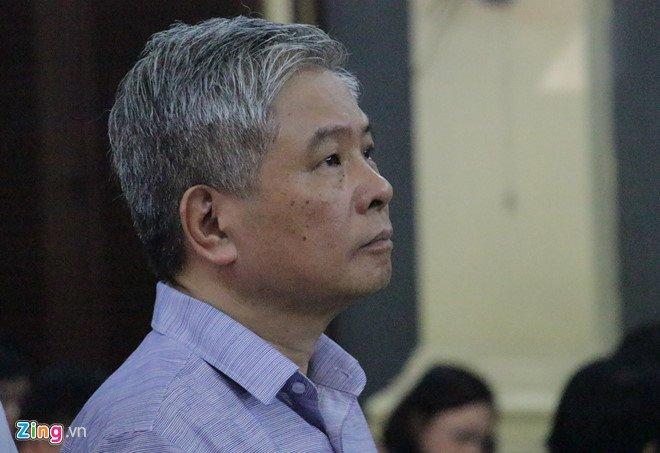 Cuu Pho thong doc Ngan hang Nha nuoc khang cao ban an 3 nam tu hinh anh 1