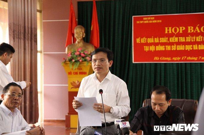 Sai pham cham thi chan dong o Ha Giang, dai bieu Quoc hoi: 'Nhieu nguoi mac benh ngao danh loi' hinh anh 1