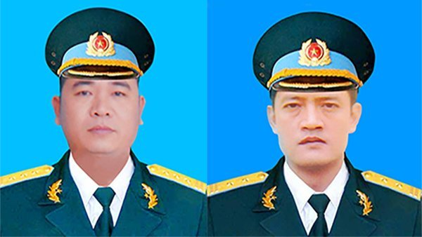 May bay Su-22 roi o Nghe An: Cap Bang 'To quoc ghi cong' cho 2 chien sy hy sinh hinh anh 1