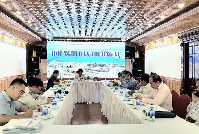 Huu nghi Viet Nam - LB Nga: Mot nam am ap su kien vun dap tinh huu nghi hinh anh 1