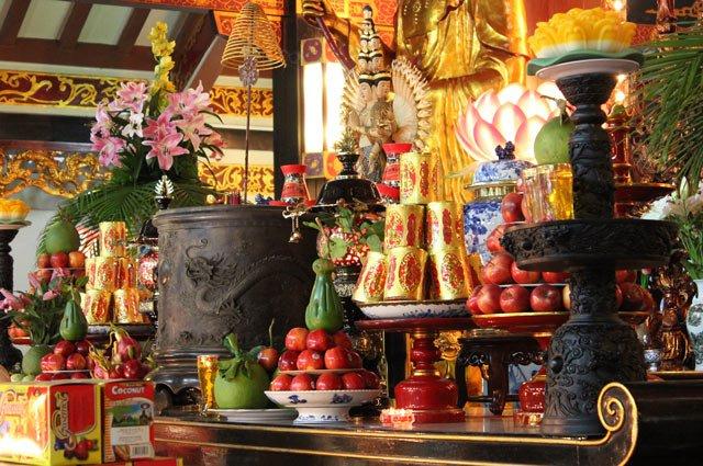 Nhung bai van khan cung Ram thang 7 tai nha chuan nhat hinh anh 1