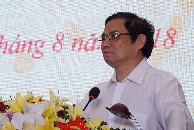 Truong Ban To chuc Trung uong: Sai pham de bat, bo nhiem can bo chiem 10% hinh anh 1