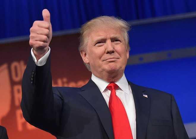 Tiet lo ho so suc khoe thuc su cua tan Tong thong My Donald Trump hinh anh 1