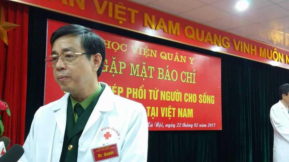 Chuyen chua ke ve ca ghep phoi dau tien o Viet Nam keo dai 10 tieng hinh anh 3