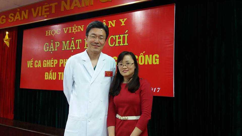 Chuyen chua ke ve ca ghep phoi dau tien o Viet Nam keo dai 10 tieng hinh anh 5