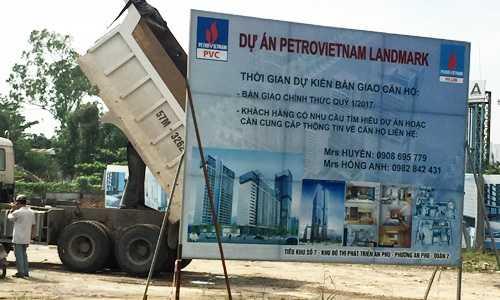 PVCLand no 2,6 ty, khach hang Petro Landmark lo nguy co mat nha hinh anh 1