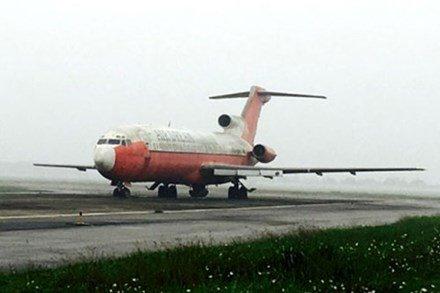 May bay Boeing bi bo roi 10 nam tai Noi Bai duoc dinh gia the nao? hinh anh 1