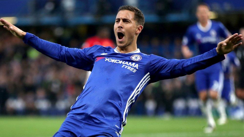 Eden Hazard 'bat den xanh' cho Real, Antoine Griezmann khien MU buon long hinh anh 1