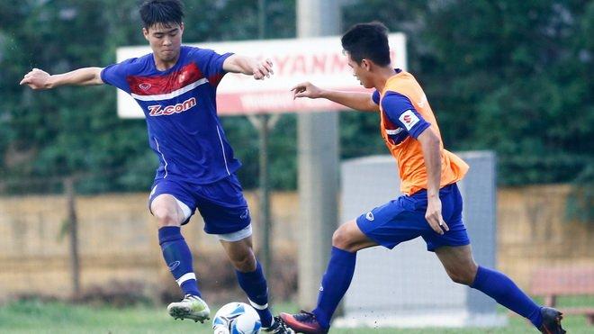 U23 Viet Nam vs U23 Dong Timor: Cong Phuong co xung lam doi truong? hinh anh 2