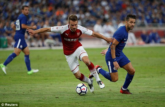 Truc tiep Arsenal vs Chelsea, link xem tran Sieu cup Anh 2017 hinh anh 9
