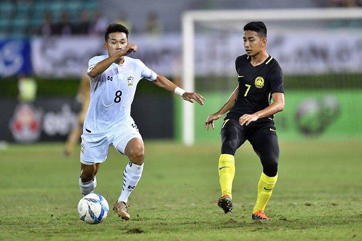 Truc tiep Malaysia vs Thai Lan - Chung ket bong da nam SEA Games 29 hinh anh 10