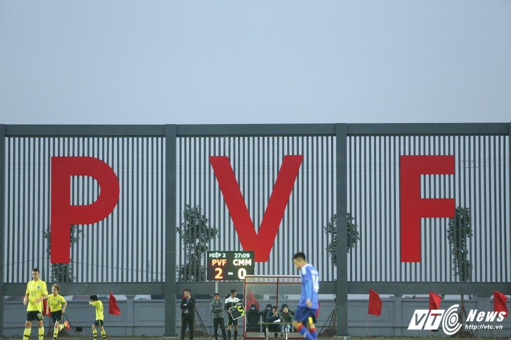 Anh: U15 PVF choi xuat than trong ngay Ryan Giggs, Paul Scholes du khan hinh anh 11
