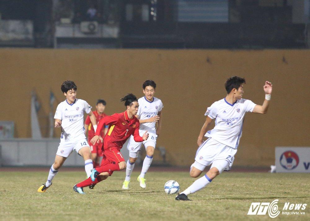 Video truc tiep tran giao huu U23 Viet Nam vs Ulsan Hyundai hinh anh 1