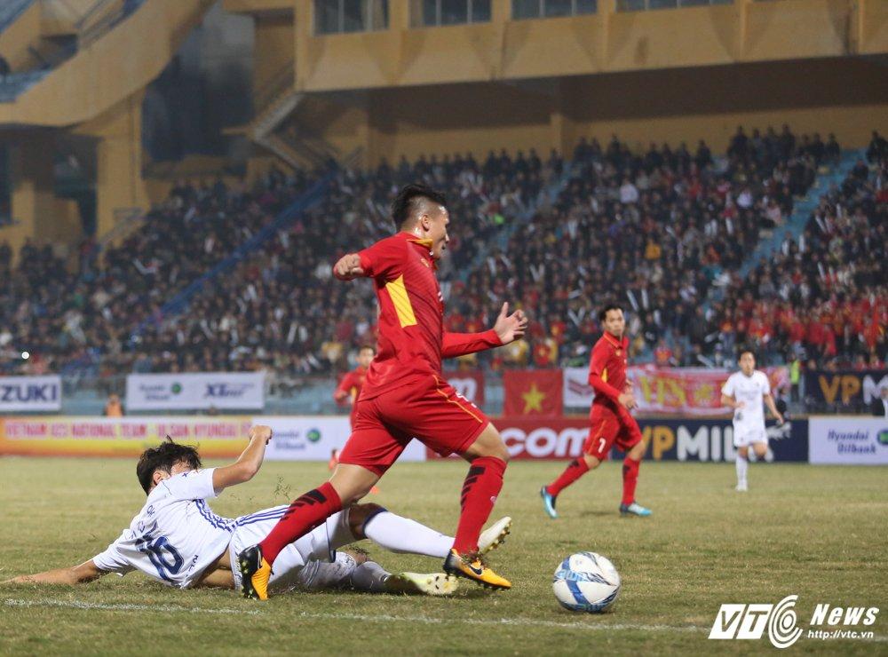 Video truc tiep tran giao huu U23 Viet Nam vs Ulsan Hyundai hinh anh 2