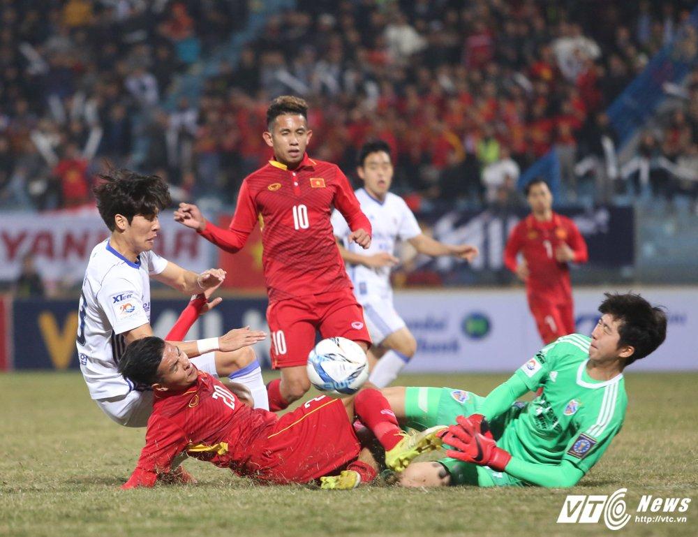 Video truc tiep tran giao huu U23 Viet Nam vs Ulsan Hyundai hinh anh 4