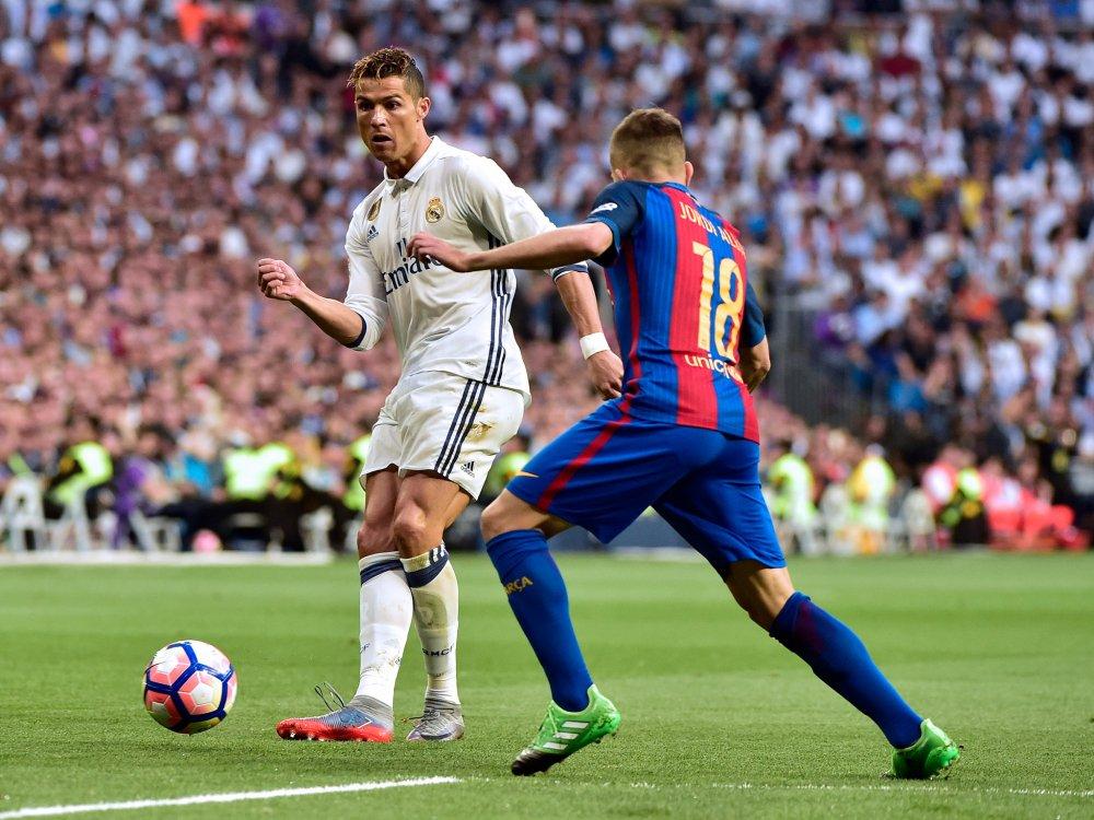 Truc tiep Real Madrid vs Barca, link xem bong da tran El Clasico 2017 hinh anh 11