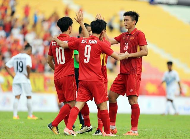Muon thang U23 Han Quoc, U23 Viet Nam phai da voi tinh than cua Tuan Anh hinh anh 2