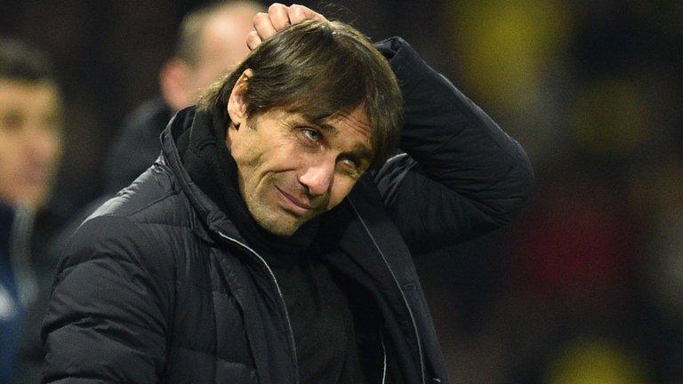 Thong ke dang so nay se khien Antonio Conte mat viec tai Chelsea hinh anh 1