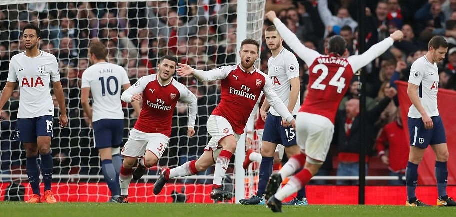 Truc tiep Tottenham vs Arsenal, Link xem vong 27 Ngoai hang Anh 2018 hinh anh 4