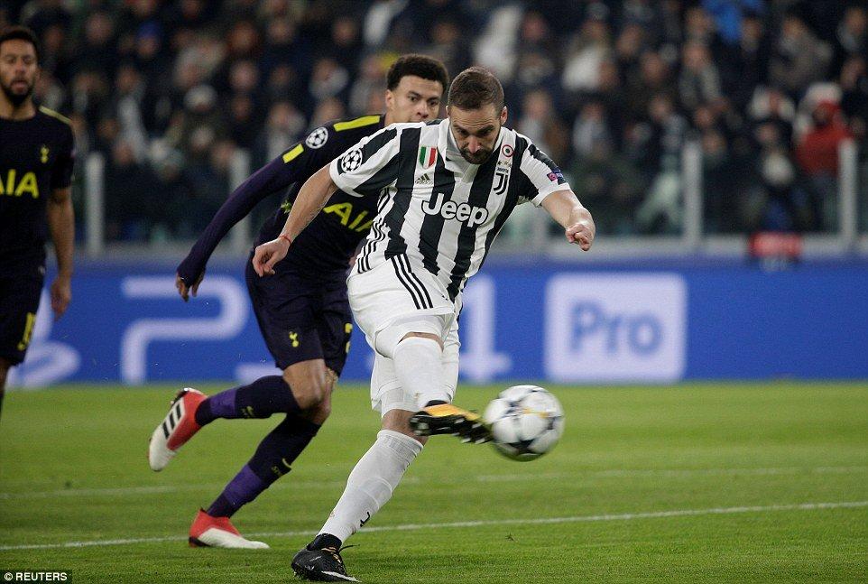 Ket qua Cup C1 chau Au: Eriksen ruc sang, Tottenham suyt tao dia chan truoc Juventus hinh anh 1
