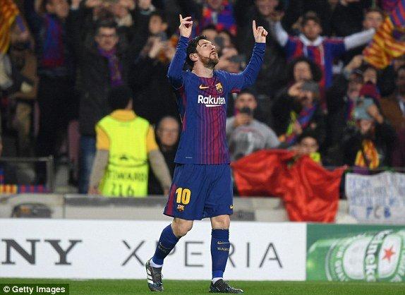 Messi huy diet Chelsea: Dung dai dot choc gian thien tai hinh anh 1