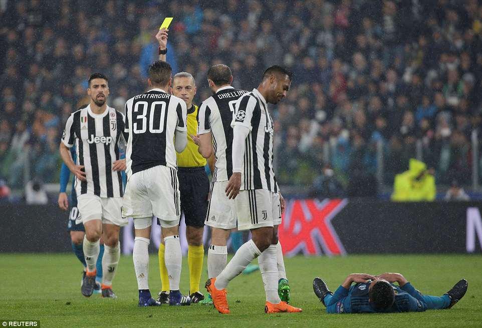 Dau an Juventus vs Real: Ronaldo xuat than, Isco khien doi thu nin lang hinh anh 3