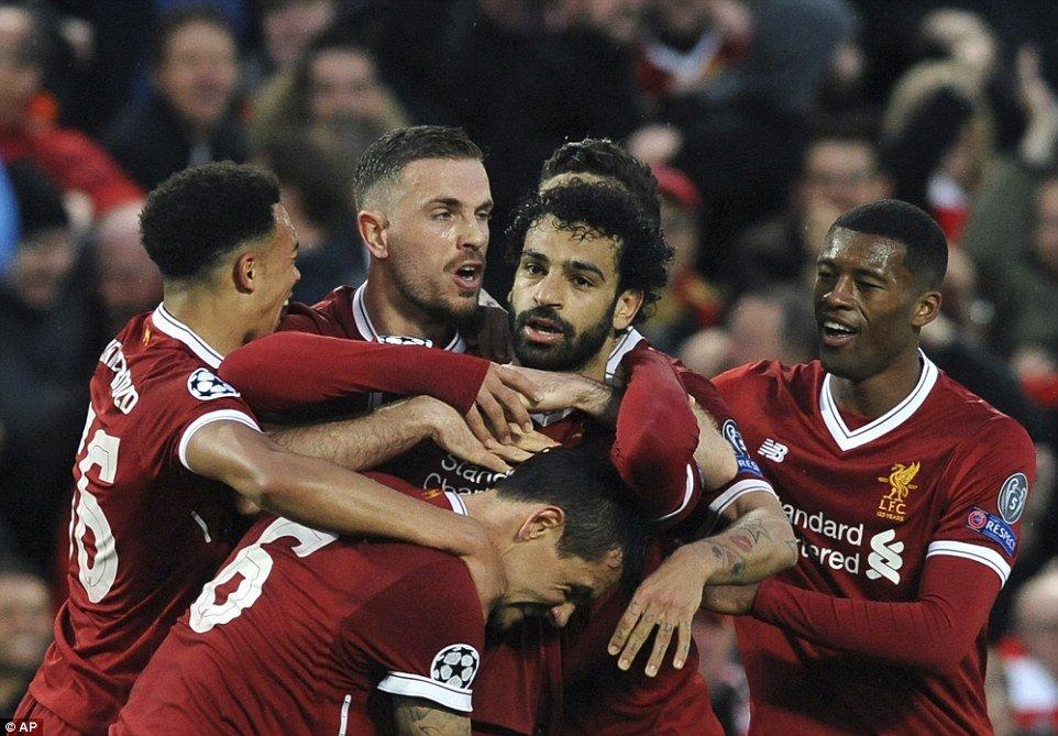 Mohamed Salah da mot tay huy diet AS Roma the nao? hinh anh 7