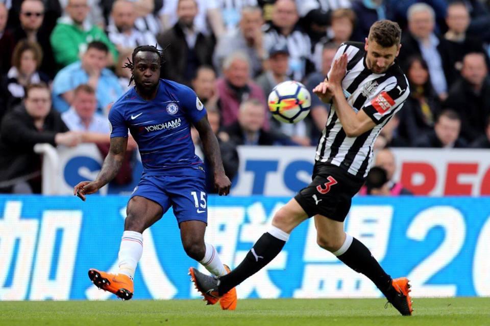 Thua tham Newcastle, Chelsea chinh thuc mat ve du Champions League hinh anh 1