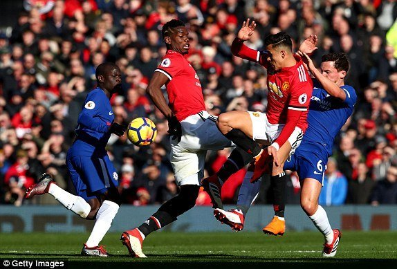 Truc tiep MU vs Chelsea, Link xem chung ket FA Cup 2018 hom nay hinh anh 14